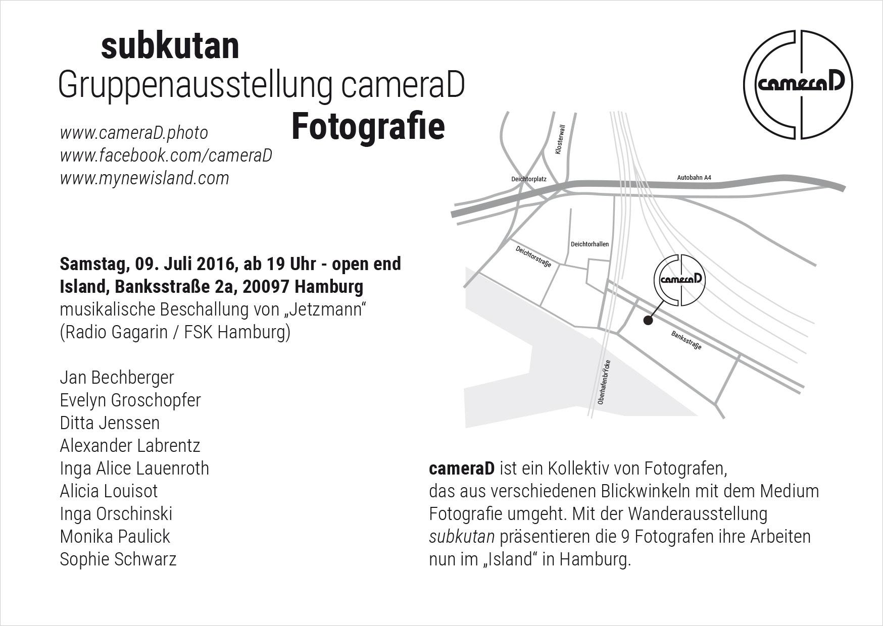 cameraD subkutan in Hamburg